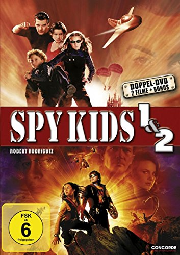 Spy Kids 1 & 2 [2 DVDs]