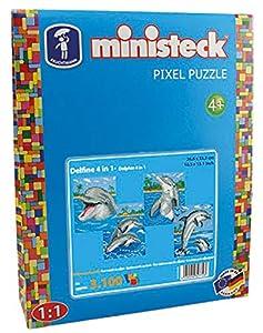 Ministeck - Mosaico con Rejilla (32772) Importado