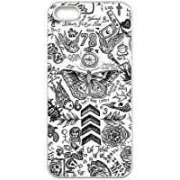 DIY One Direction Custom Case Shell Cover for iPhone 5 5S TPU (Laser Technology)