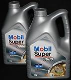 Mobil Super 3000 XE 5W-30 Motoröl 5W30 2x5 Liter