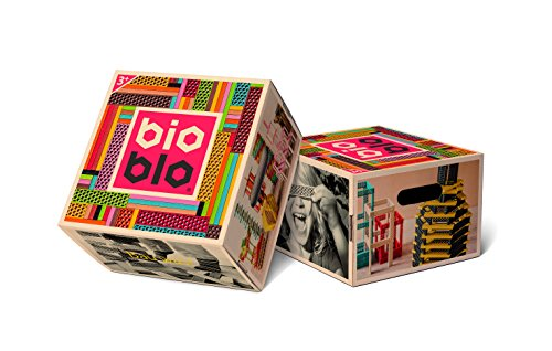 Bioblo Carry Box – 204 Bausteine - 2
