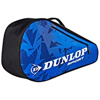 Dunlop Tour 3 Tennis Racket Cover, Blue