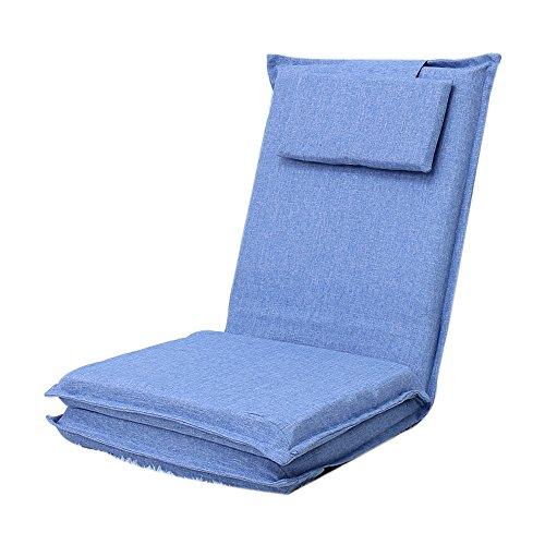 L-R-S-F Canapé paresseux, canapé paresseux à l'arrière, canapé pliable simple au déjeuner, canapé d'ordinateur portable (Couleur : # 2)