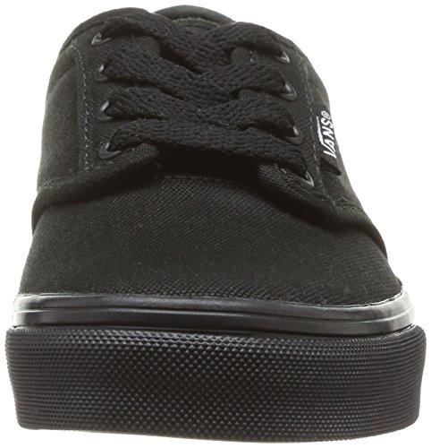 Vans Y Atwood, Baskets mode mixte enfant Noir (Black/Black)