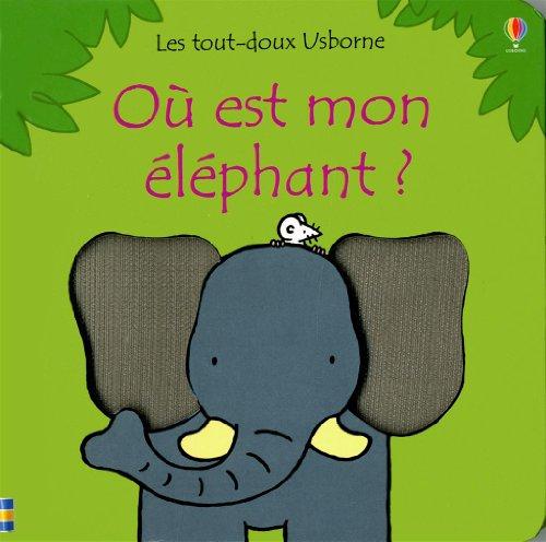 OU EST MON ELEPHANT