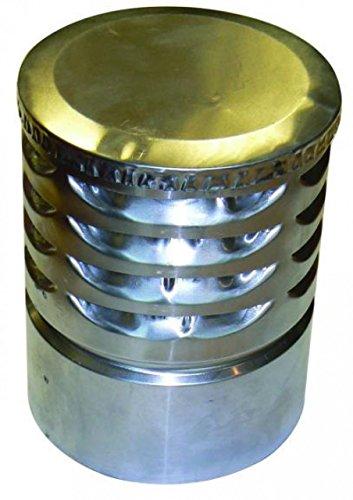 Flue Terminal (GC110,2cm Aluminium Flue Terminal)