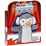 kinder Schokolade Fingertheater (5 - tlg. / 50 Gramm) FINGERPUPPE FREI WÄHLBAR (PINGUIN)
