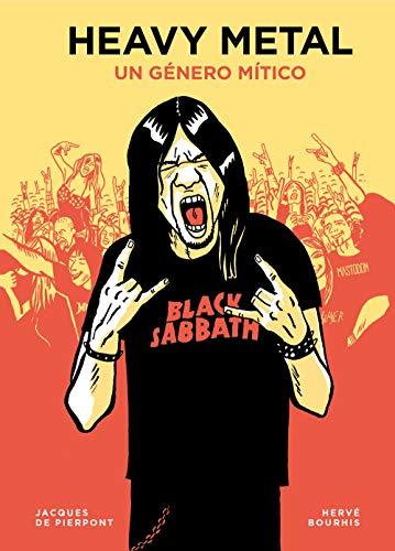 Heavy metal: Un género mítico (Guías ilustradas) por Jacques de Pierpont