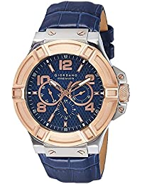 Giordano Analog Blue Dial Men's Watch - P1059-06