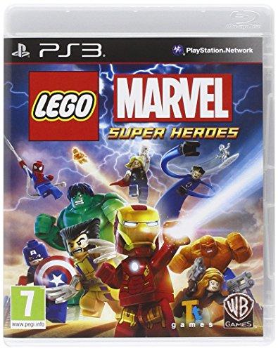 PS3 LEGO MARVEL: Super Heroes (PEGI) (Super Hero, Ps3 Lego)
