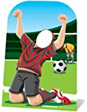 Star Cutouts Ltd Child Sized Football Stand-in