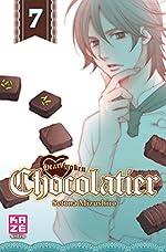 Heartbroken Chocolatier Vol.7 de MIZUSHIRO Setona