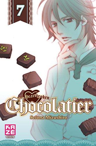 Heartbroken Chocolatier Vol.7