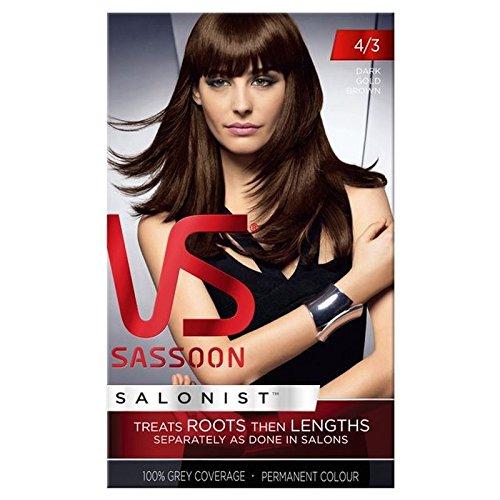vidal-sassoon-hair-dye-dark-gold-brown-4-3-pack-of-4