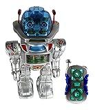 #3: Elektra 12Inch Robot IR Radio Control RC Racing Car Kids Toys