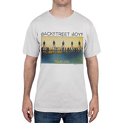 Palo de golf para niños Backstreet Boys - 2013 de puesta de sol Tour T-camiseta de manga corta