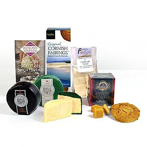 Best of British Hamper Box - FREE UK Delivery
