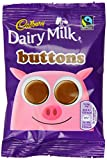 Cadbury Dairy Milk Buttons Chocolate Bags, 30g (Pack of 28)