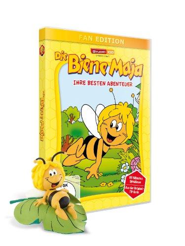 Die Biene Maja: Ihre Besten Abenteuer (Fan Edition mit Sammelfigur)