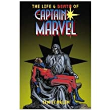 The Life and Death of Captain Marvel (Marvel Comics) by Jim Starlin (2002-06-01)