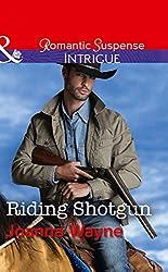 Riding Shotgun (Mills & Boon Intrigue) (The Kavanaughs, Book 1)