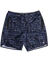 "Quiksilver Waterman Deep Sea 19"" - Board Shorts For Men EQMBS03017"