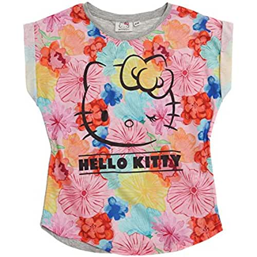 Hello Kitty Chicas Camiseta manga corta 2016 Collection - Gris