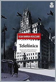 Telefónica par Ilsa Barea-Kulcsar