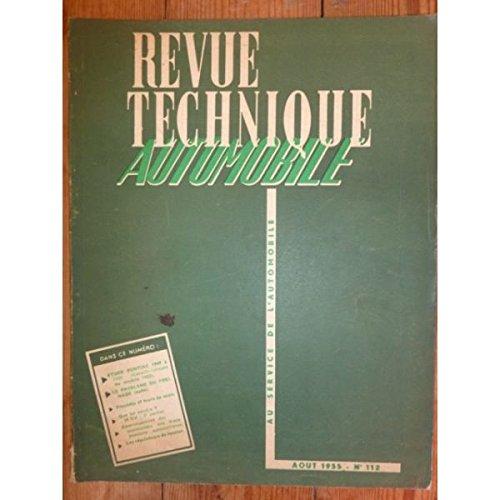 Rta-revue Techniques Automobiles - Gamme 49-54 Revue Technique Pontiac
