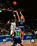 Christian Laettner 1993 Action Photo Print (20,32 x 25,40 cm)