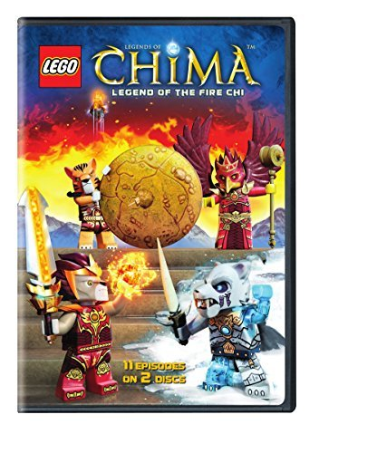 Lego: Legends of Chima: Legend of the Fire CHI Season Two Part Two by David Attar