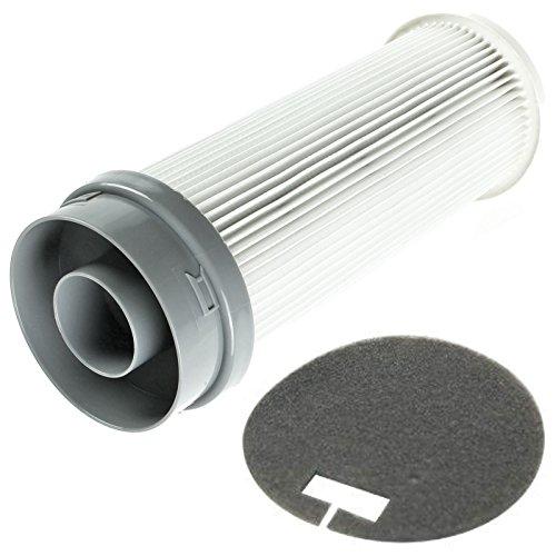 spares2go Pre & Post Motor HEPA Allergie Filter-Set für Vax Centrix Essentials & Infinity Staubsauger