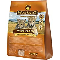 Wolfsblut Wide Plain Puppy, 1er Pack (1 x 2 kg)
