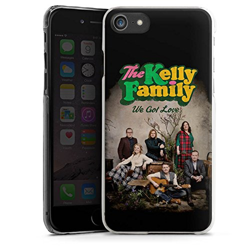 Apple iPhone 6 Plus Silikon Hülle Case Schutzhülle The Kelly Family We got Love Merchandise Hard Case transparent