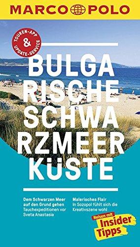 Preisvergleich Produktbild MARCO POLO Reiseführer Bulgarische Schwarzmeerküste: Reisen mit Insider-Tipps. Inklusive kostenloser Touren-App & Update-Service