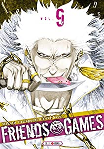 Friends Games Edition simple Tome 9