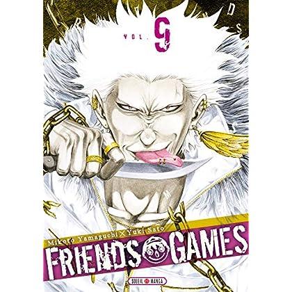 Friends Games 09