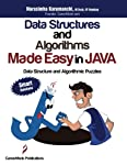 A handy guide of sorts for any computer science professional, Data Structures and Algorithms Made Easy in Java: Data Structure And Algorithmic Puzzles is a solution bank for various complex problems related to data structures and algorithms. It can b...