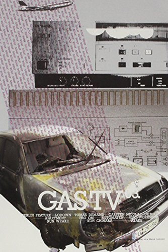 Gas DVD TV 03 - Berlin, Feature, Lodown, Tomas Demand, Carsten Nicolai, De: Bug, Apartment, Pro QM, Automaten (GAS TV Series)