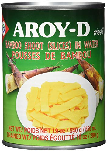 AROY-D Bambussprossen Scheiben, 540 g