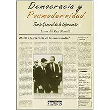 Democracia y posmodernidad (sin colección)