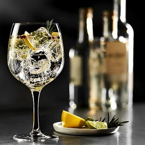 Copas de Gin Tonic: Le–juego de 6vasos
