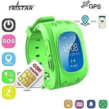 b806e3f2f2c0 Reloj Localizador Niños GPS Localizador Niños Pulsera Pulsera Niños  Seguridad GPS Reloj Niña GPS Smartwatch Niños
