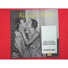 Coward, Noel Noel & Gertie LP HMV CLP1050 EX/VG 1960s with Gertrude Lawrence