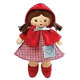 Enesco Peluche Gund Baby Cappuccetto Bambola, Rosso, 33 cm, Multicolore, 17.5x15x33 cm, 4059942