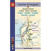 Camino Portugues Maps Third Edition: Lisboa-Porto-Santiago (Camino Guides)