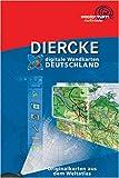 Diercke digitale Wandkarten, Deutschland, CD-ROM Für Windows 98/NT/2000/XP. 5.-13. Schuljahr. Originalkarten aus dem Diercke Weltatlas zum Thema Deutschland