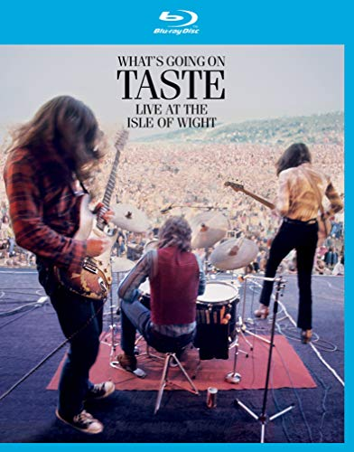 Taste : What's Going on Live at the Isle of Wight [Blu-ray]