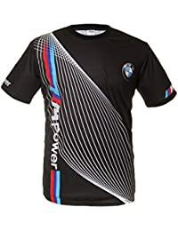 BMW M Power Performance Cool Car Motor Sport Short Sleeve Graphics T-Shirt f5e3500b3c4