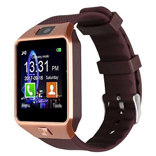 Padgene Bluetooth Smart Watch DZ09 Smartwatch Phone Watch Support SIM TF Card...